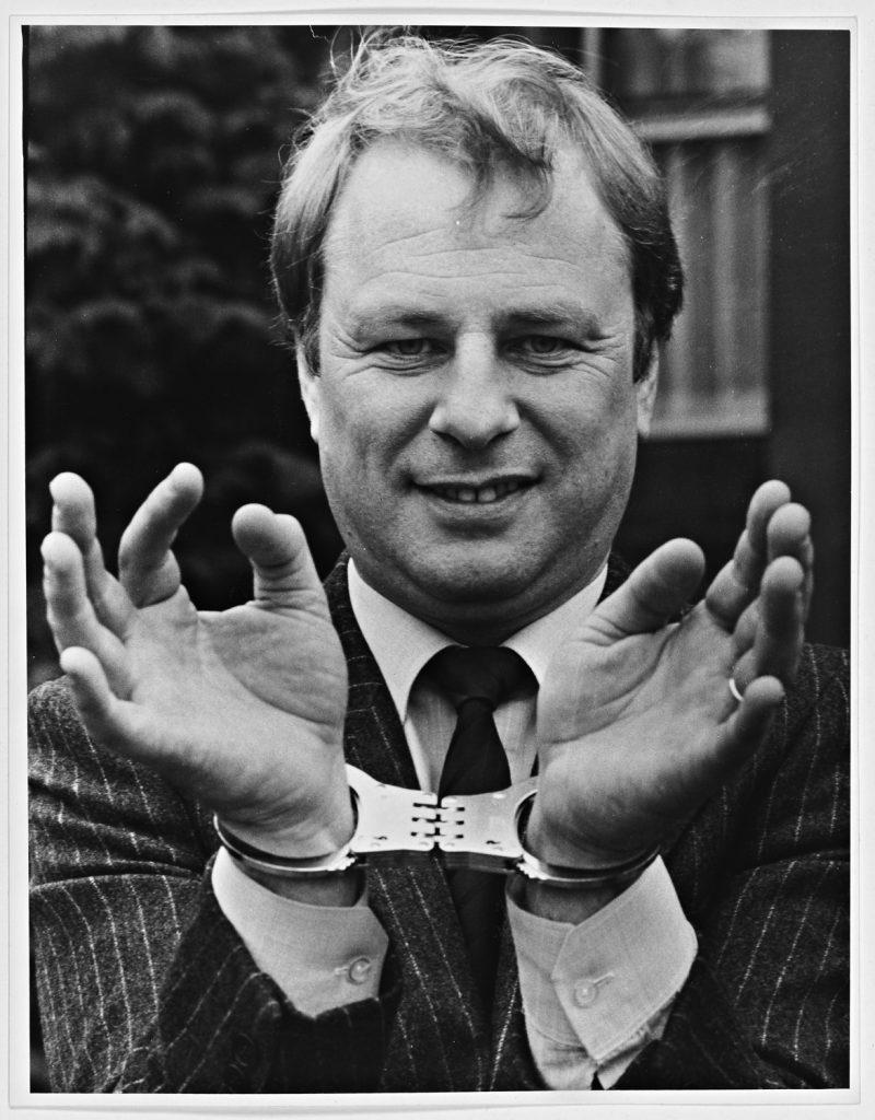 Hiatt's chairman, Geoffrey Cross